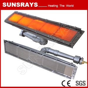 Ceramic Infrared Gas Heater for Food Production Line pictures & photos