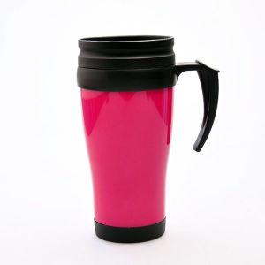 Wholesale 400ML Custom BPA Free Travel Coffee Mug With Handle