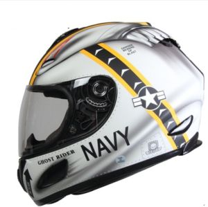 High Quality Whole Sale Motorcycle Full Face Helmets with ECE/DOT/Aus Approvel pictures & photos
