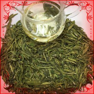 Specail Tender Leaves Long Jin Green Tea pictures & photos