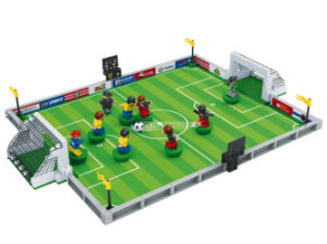 Construction Toys DIY Football Field Toy Bricks (H0268530) pictures & photos