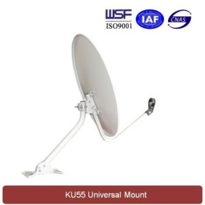 Ku 55cm Satellite Dish Antenna (56X61.9cm) pictures & photos