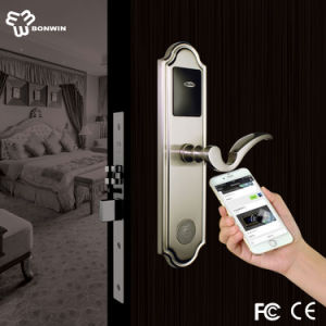 Electronic Home Automation Cylinder Door Lock pictures & photos