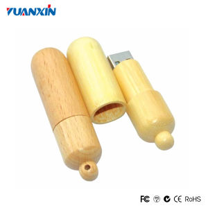 Gadget Recyclable Flash Disk Custom Wooden USB Flash Drive