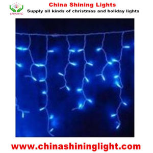 Blue Color Christmas Holiday Decoration Icicle Lights pictures & photos