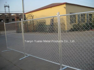 Hot Dipped Galvanized Fencing/China Metal Sheet Temporary Fencing pictures & photos