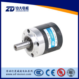 ZD MOTOR, TRANSMISSION PLANETARY GEARBOX. 72ZPN pictures & photos