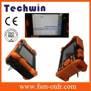 Techwin Fiber Optic OTDR Equivalent to Anristu OTDR Meter pictures & photos