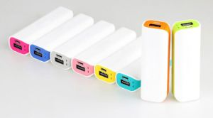 2600mAh Single 18650 Battery Cell Power Bank for iPhone (PB-YD37) pictures & photos