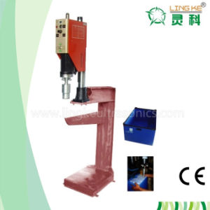 PP Hollow Crate Ultrasonic Welding Machine pictures & photos