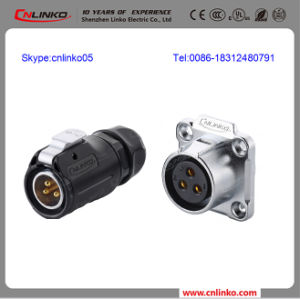 20A 500V Industrial Duty Connector with UL, CE Approved pictures & photos