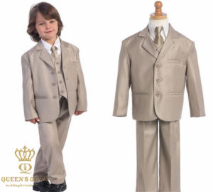 Wedding Flower Boy Suit for Formal Occasions pictures & photos