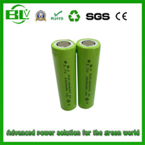 Power Battery Rechargeable Battery Lithium Ion Battery 3.7V 3000mAh 18650 pictures & photos