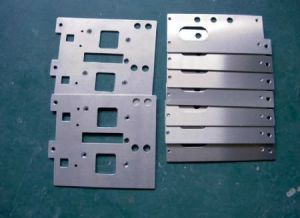 Laser Cutting Sheet Metal Fabriction Services Made in China pictures & photos