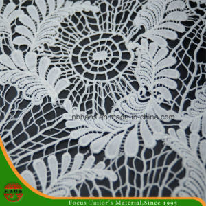 Garment Accessories Milk Wire Fabric Lace (HX006) pictures & photos