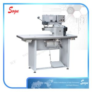Xa0345 Automatic Shoe Insole Cementing & Folding Machine pictures & photos
