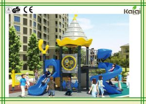 Outdoor Playground-Kaiqi Group Mini Castle Playground for Community and Park, Kindergarten, Residentional Area pictures & photos