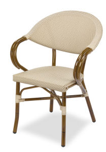 Supplier of French Style Patio Rattan/Wicker Chair (TC-08016) pictures & photos