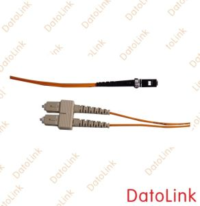 Fiber Optic Cable MTRJ-Sc mm Dplx 62 pictures & photos