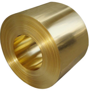 Brass Coated Steel Strip/Sheet/Coil pictures & photos