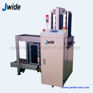 Automatic PCB Magazine Loader Machine with 3 Magzines pictures & photos