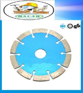 Hot Pressed Dry Diamond Saw Blade for Granite, Marble, Stone pictures & photos