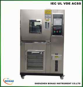 IEC60068-2-1 Climate Test Machine Temperature Humidity Test Chamber pictures & photos