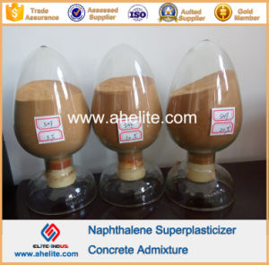 Sulfonated Naphthalene Formaldehyde Condensate Snf High Range Water-Reducing Admixture pictures & photos