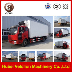 FAW J6 4X2 Cool Truck 10-15 Ton pictures & photos