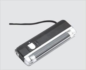 Handheld UV Black Light Banknote Counterfeit Detector, Money Detector pictures & photos