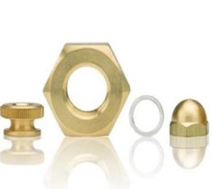 High Strength Stainless Steel Hex Nut, Nylon Lock Nut pictures & photos