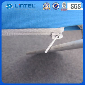 Custom Indoor Fabric Decoration Hanging Banner (LT-24D13) pictures & photos