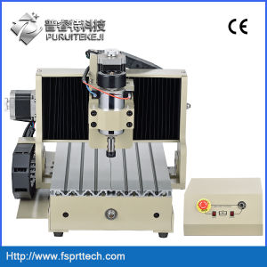 CNC Milling Machine 300W Wood CNC Router with Ce Aprroval pictures & photos