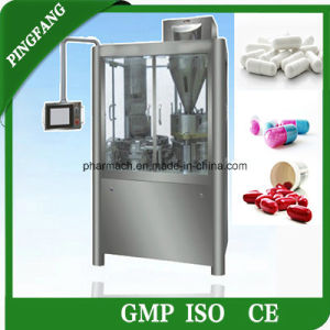 Automatic Hard Capsule Filling Machine (NJP1200A/1500A) pictures & photos