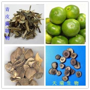 Green Tangerine Peel Extract pictures & photos