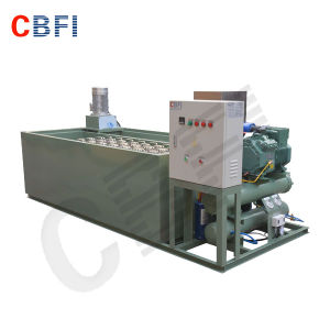 Industrial Block Ice Plant for Lowing Temperature pictures & photos