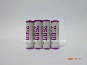 Printed PVC Shrink Sleeve Label for Battery (AA size) pictures & photos
