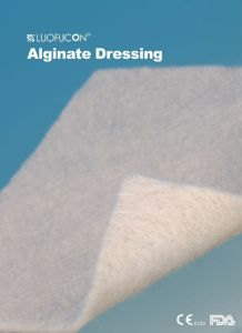 Advanced Medical First Aid Alginate Silver Wound Dressings pictures & photos