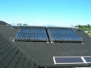Split Heatpipe High Pressure Closed Loop Solar Collector pictures & photos