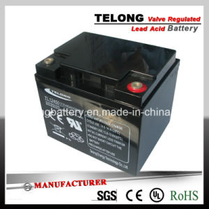 12V42ah Rechargeable Lead Acid Power Battery for UPS pictures & photos