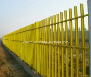 Fiberglass Fence Grating/ Pultruded Fence Grating pictures & photos