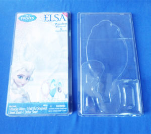PVC Blister Packing Box Plastic Packing Box Clear Clamshell Box pictures & photos