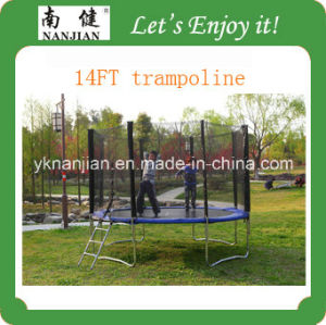 Big Gymnastics Trampoline Park with pictures & photos