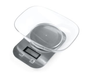 Electronic Digital Kitchen Food Fruit Weighing Scale (DH~05L) pictures & photos