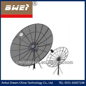 4m/4.5m/5m Auluminum Satellite Dish Mesh Antenna pictures & photos