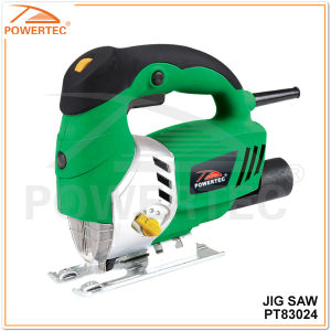 Powertec 800W 100mm Mini Electric Jig Saw (PT83024) pictures & photos