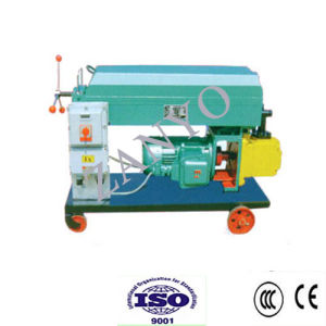 Mobile Portable Separation, Oil-Water, Solid-Liquid Oil Purifier Equipment pictures & photos
