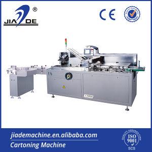 Automatic Bottle Cartoning Machine Wtih Hot Glue