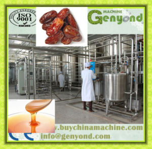 Dates Syrup Production Line (date honey date paste) pictures & photos