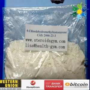 Anabolic Steroids Oral Turinabol /4-Chlorodehydromethyltestosterone pictures & photos